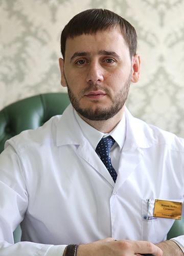 МЕЖИДОВ КАЗБЕК СУЛТАНОВИЧ<br>Главный врач